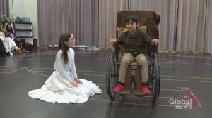 'Really cool!': Young performers get big break in major Calgary production