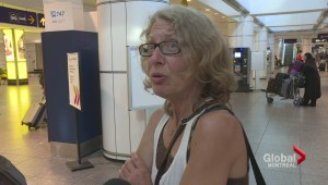 Travellers at Trudeau airport face long wait times at customs
