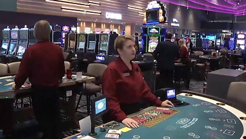 Mesas blackjack