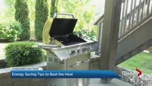 Energy saving tips to beat the heat