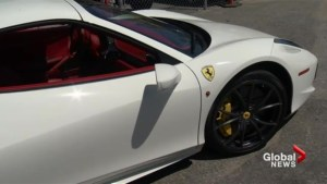 Ferrari driver clocked doing 210 km/h will fight charges
