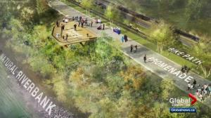 What could the North Shore Promenade be?