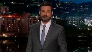 Jimmy Kimmel takes potshot at Canada's push to legalize marijuana