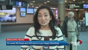 BC residents returning from Las Vegas after shooting