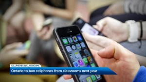 Will a cellphone ban in schools work?