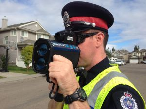 Edmonton photo radar tickets decreasing