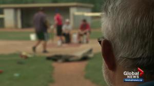 North Central Alberta Baseball League's commissioner