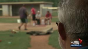 North Central Alberta Baseball League's commissioner