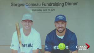 JoeAnna's House fundraiser organized by Gorges, Comeau (01:39)