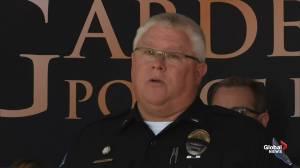 Garden Grove police provide timeline of stabbings