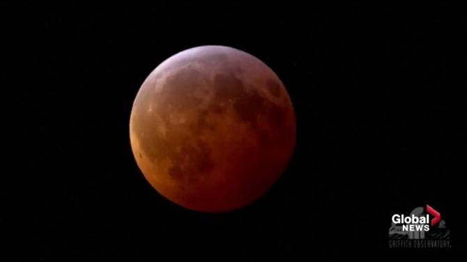 red blood moon 2019 canada - photo #39