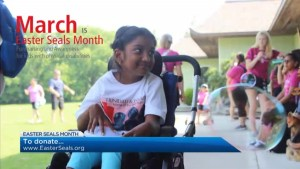 The Morning Show continues its month long tribute to Easter Seals