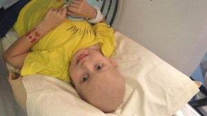 Family shares son's battle with leukemia