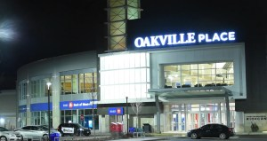 Suspects wanted after armed robbery at Oakville Place: police