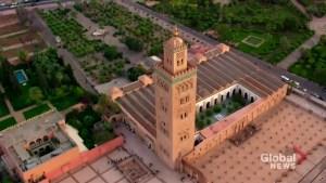 Exploring mystical Morocco