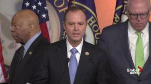 Adam Schiff talks about importance of an independent investigation