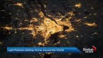 Study shows global rise in light pollution