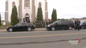 State funeral held for New Brunswick Lt.-Gov. Jocelyne Roy Vienneau