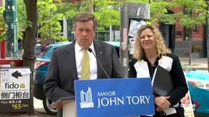 Toronto mayor confirms increased Pride security in wake of Orlando shooting