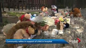 Brampton community comes together in show of support for 5-year-old boy