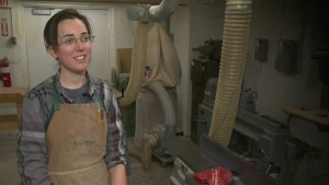 Halifax school offers woodworking class for women