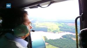 Brazilian president Bolsonaro sees devastation of Brazil dam collapse during air tour