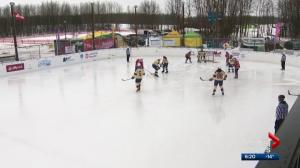 World's Longest Hockey Game sees players overcome physical and emotional challenges