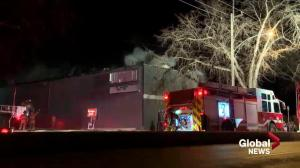 Fire at Matriarch Nightclub and Event Centre