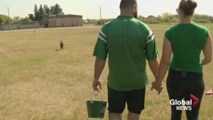 Labour Day Classic the start of love story for Saskatchewan couple