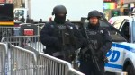 Security tight ahead of Times Square New Year's Eve bash