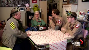 Ghostbusters movie production excites film industry and fans