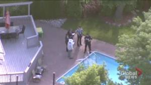 Babysitter in life-threatening condition after being found unresponsive in Newmarket pool