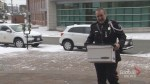 Saint John police forensic officer admits 'frustration' at Oland murder trial