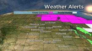 Saskatoon morning weather outlook Jan. 15