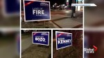 Fake UCP signs add to Alberta election divisiveness