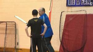 Former MLB stars from New Brunswick passing on their knowledge