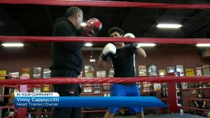 Toronto's newest boxing gym