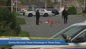 Shootings in Surrey prompt calls for change