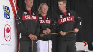 Canadian Olympic Golf Team ready to go for Gold in Rio