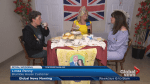 Hosting the perfect tea party for the royal wedding