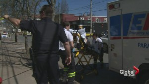 Man stabbed near Gottingen Street