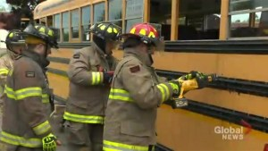 Southeastern N.B. firefighters gather for specialized training