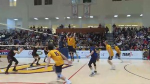 Queen's will host the OUA mens volleyball championships