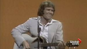 Country and pop music legend Glen Campbell passes away at age 81