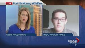 Fort McMurray wildfire evacuee shares his story