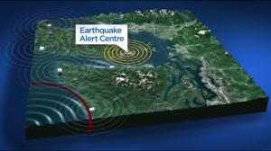 Earthquake early warning for Metro Vancouver?