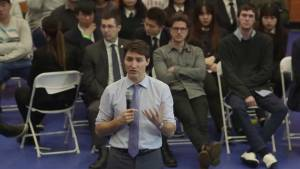 Rough ride for Prime Minister Trudeau in B.C.