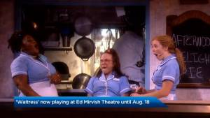 'Waitress' now playing in Toronto
