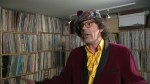 Squire Barnes talks to Nardwuar, the Human Serviette