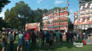 Ribfest director says 'it was very unnerving' to have festival in Galt Gardens
